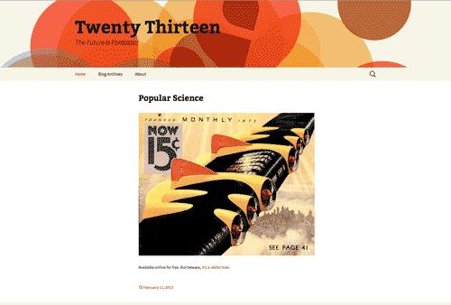 Twenty-Thirteen
